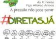 24 de Maio – #DiretasJá – Praça Afonso Arinos