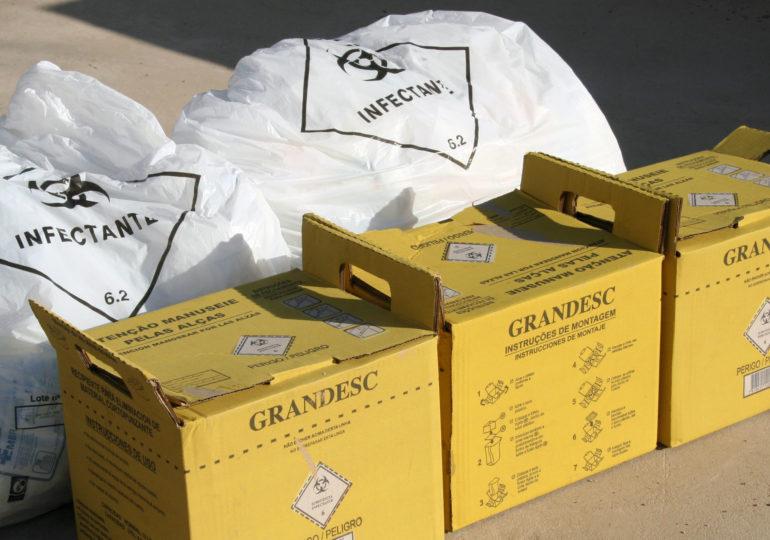 Estado realiza estudo sobre gestão municipal de resíduos de serviços de saúde