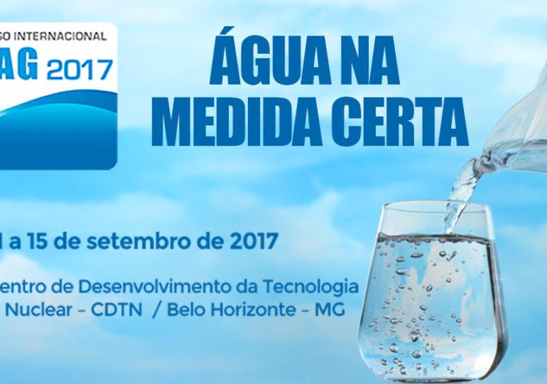 IGAM participa de evento internacional sobre recursos hídricos