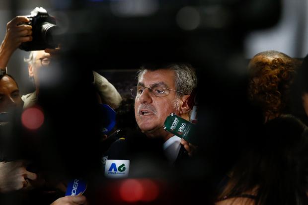 'Governo tem que falar a verdade, não mistificar', diz Jucá sobre reforma