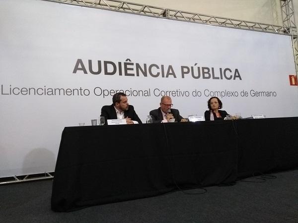 Audiências públicas discutem retomada das atividades da Samarco