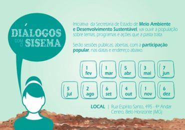 Governo de Minas abre espaço para a sociedade discutir pauta ambiental