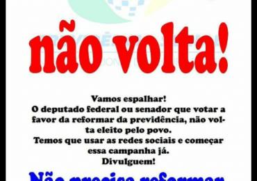 Sindsema se posiciona para pressionar parlamentares a votarem contra a Reforma da Previdência