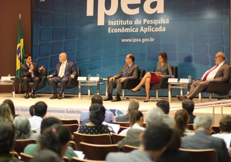 ONU debate problemas de saneamento no Brasil e no mundo