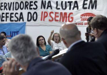 Servidores do Ipsemg anunciam greve a partir de sexta (23)