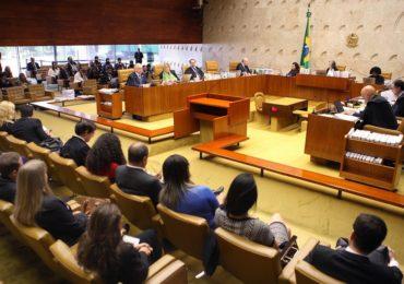 STF decide manter anistia a desmatadores concedida pelo Código Florestal