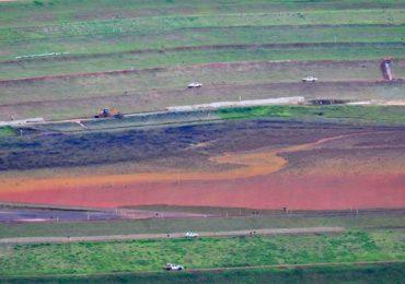 Com risco de rompimento, vizinhos de barragem em Rio Acima temem 'nova Mariana'