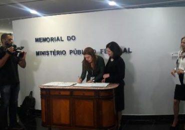 MPMG participa de cerimônia de criação do Instituto Global do Ministério Público para o Meio Ambiente, em Brasília