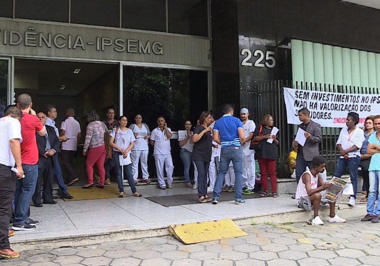 Servidores do Ipsemg aceitam proposta do governo e encerram paralisação
