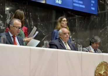 Plenário recebe política de combate à mudança do clima