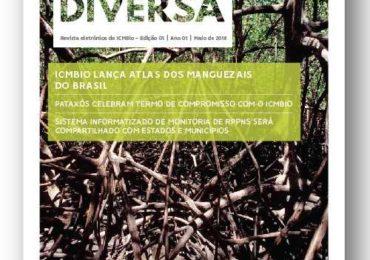 ICMBio lança revista eletrônica Biodiversa