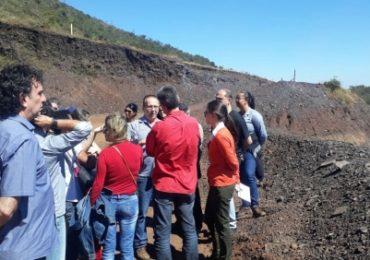 Extração irregular de minério na Serra do Curral preocupa vereadores