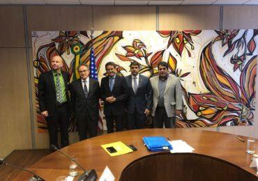 Acordo reforça proteção na Amazônia
