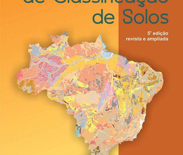 Sistema Brasileiro de Classificação de Solos ganha versão eletrônica gratuita