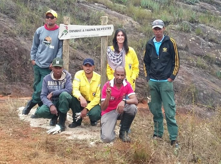 Monumento Natural do Itatiaia recebe projeto especial de sinalização