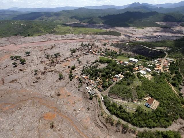 Testemunhas são ouvidas em processo criminal do desastre de Mariana, diz MPF