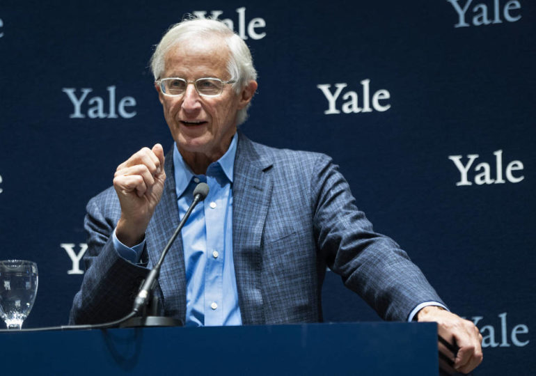 Tema de Nobel, economia tem relação cada vez mais estreita com ecologia