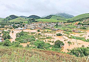 Desastres naturais já causaram rombo de R$ 40,9 bi a Minas nos últimos seis anos