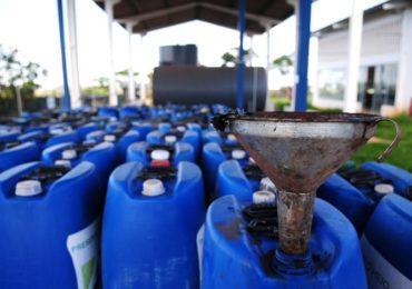 CMA analisa projeto que garante descarte adequado de óleo de cozinha