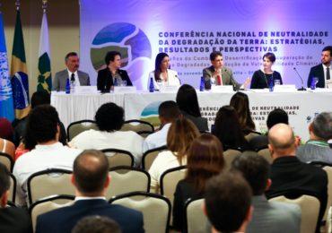 Conferência debate ações para enfrentar a seca no semiárido