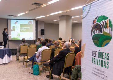 Ministério lança projeto GEF Áreas Privadas