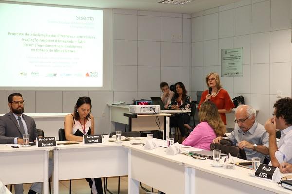 Câmara Normativa Recursal do Copam aprova novas Deliberações Normativas