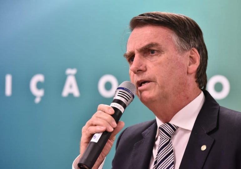 Bolsonaro diz que Brasil não sediará conferência climática da ONU em razão do custo