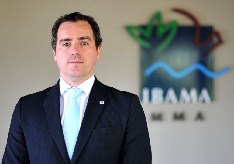 Eduardo Bim assume a presidência do Ibama