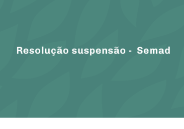 Semad suspende análises de processos de licenciamento para barragens de rejeitos em MG