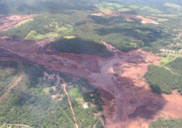 Ministério do Meio Ambiente envia equipe para rompimento de barragem em MG