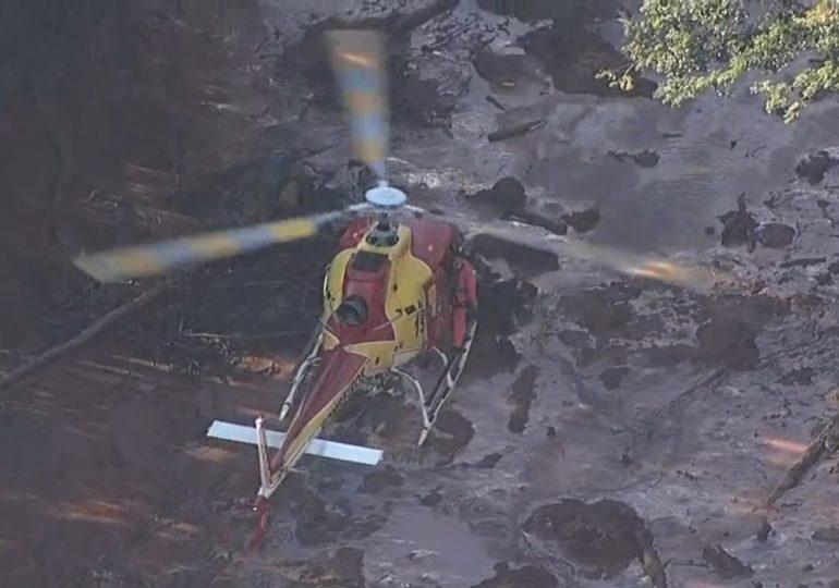 Refeitório e pousada foram arrastados por lama em Brumadinho; 60 mortes são confirmadas