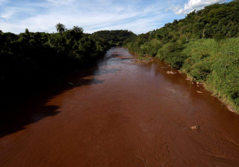 Para conter rejeitos, intervenção da Vale no Rio Paraopeba em Pará de Minas será realizada nesta terça