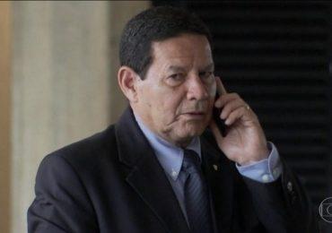 Mourão comanda reunião ministerial nesta terça; governo discute segurança de barragens