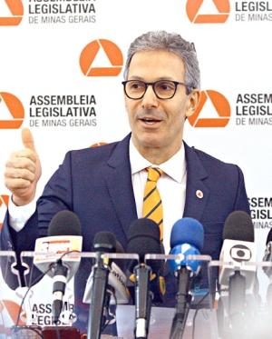 Reforma da Previdência e dívida com União vão exigir de Zema forte articulação