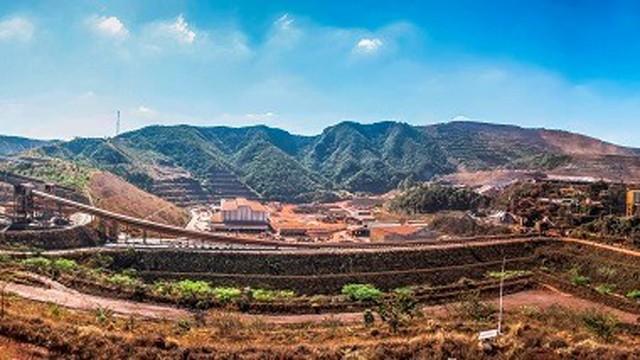 Justiça manda Vale parar de lançar rejeitos em barragem da maior mina de MG