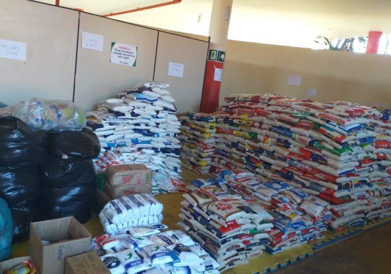 Após receber 30 toneladas de donativos, governo de MG diz que não precisa mais de doações