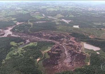 Brumadinho: Cidades atingidas por rejeitos vão receber R$ 2,3 milhões para controle de epidemias