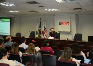 Aspectos legais da gestão ambiental são tema de evento em Belo Horizonte