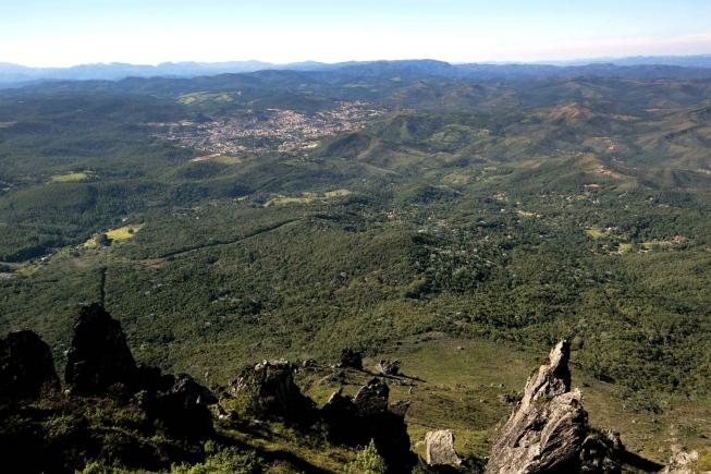 Semad celebra acordo para mapear bacias hidrográficas na Serra da Piedade