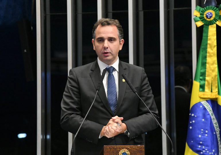 Rodrigo Pacheco destaca aprovação de projeto sobre gestão de barragens