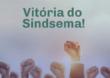Vitória do Sindsema