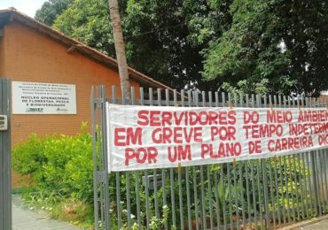 Servidores do Meio Ambiente em Minas entram em greve para acordo ser cumprido