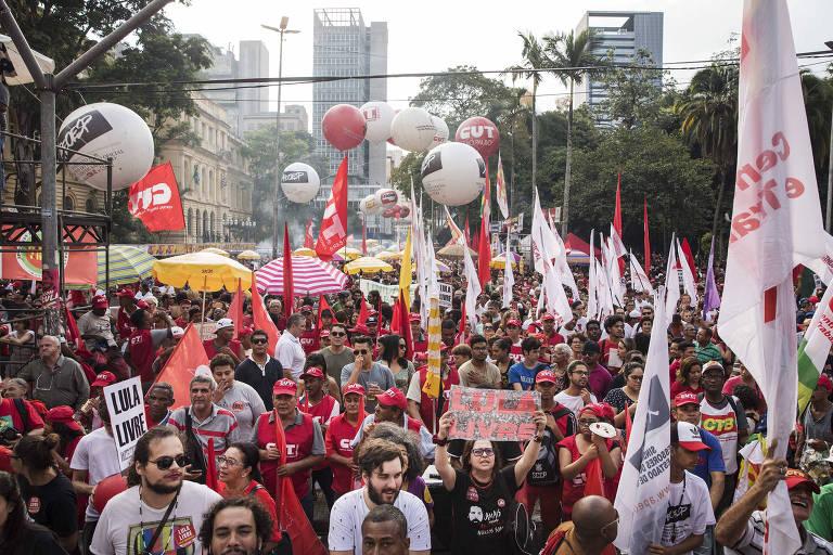Lula, FHC, Ciro, Dino e Maia vão dividir palanque virtual no Dia do Trabalho