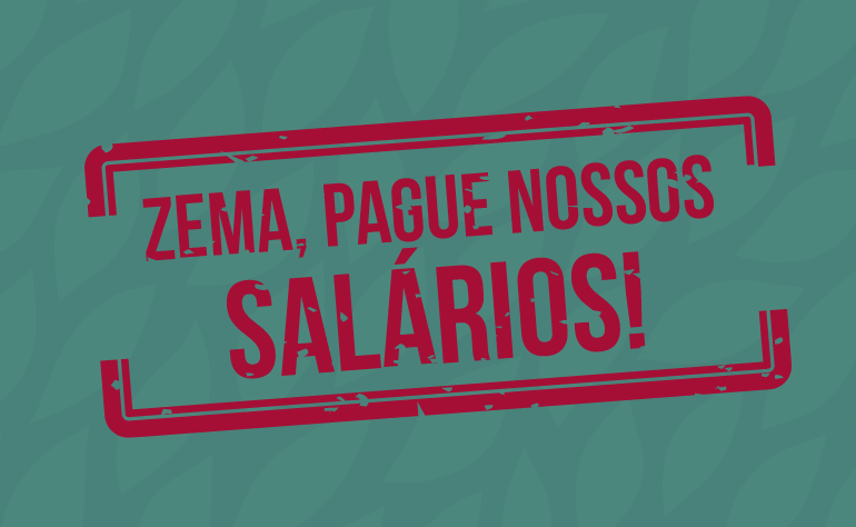 De acordo com auditores fiscais, Zema não paga porque não quer.