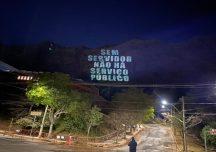Sindicatos projetam protestos contra reforma de Zema em prédios de BH