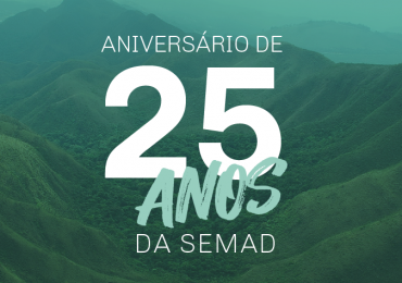 Aniversário da Semad