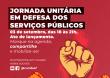 Participe hoje (3 de setembro), às 18hs, da mobilização nas redes sociais