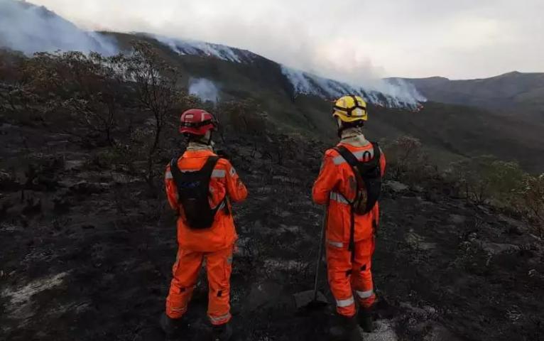 Reabertura do Parque Estadual do Ibitipoca é adiada por causa de incêndio