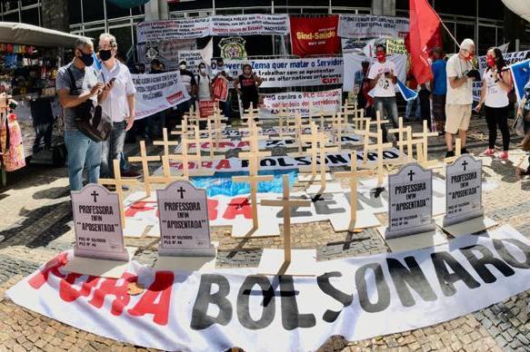 A pedido do governo de MG e da ALMG, Justiça limita protestos contra Previdência