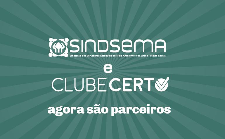 SINDSEMA fecha Parceria com o Portal de Descontos Clube Certo